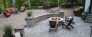 home landscaping patio